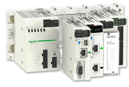 SCHNEIDER ELECTRIC - MODICON M340