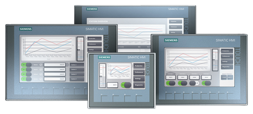 SIEMENS – SIMATIC BASIC HMI